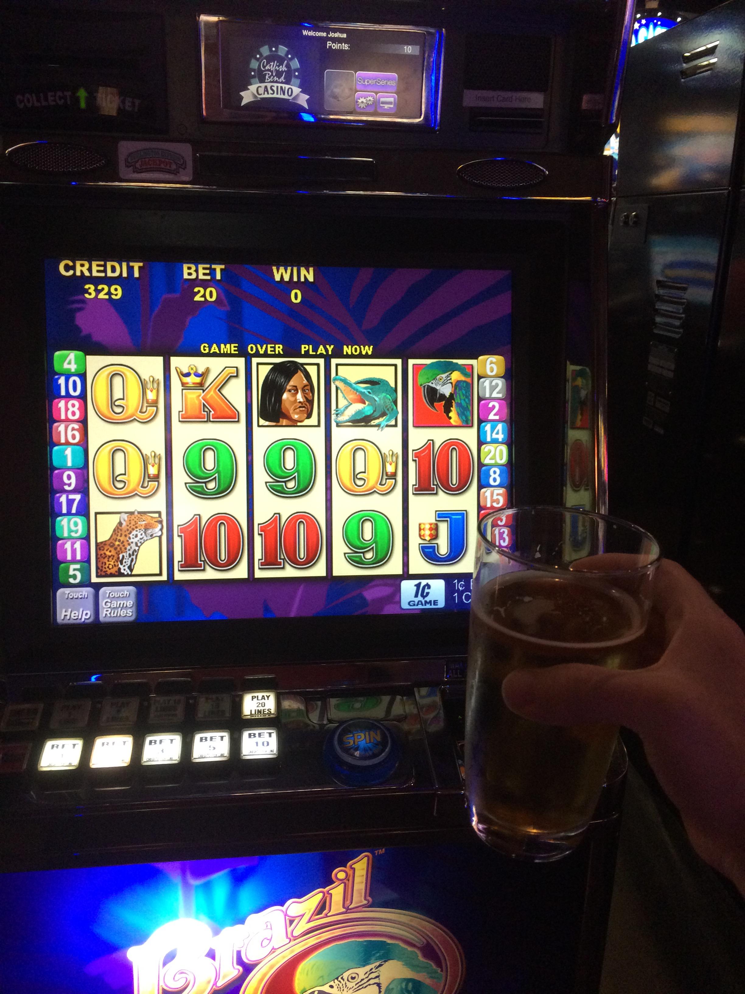 Casino burlington is hammond casino poker