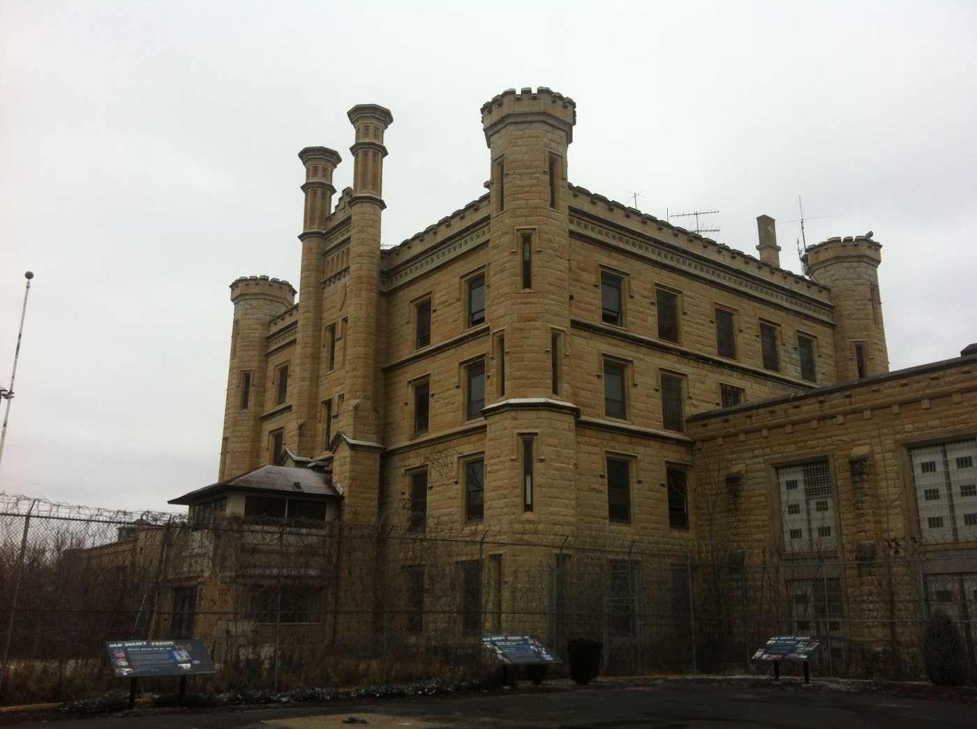 Old Joliet Prison – Joliet, IL – Get Out And Travel
