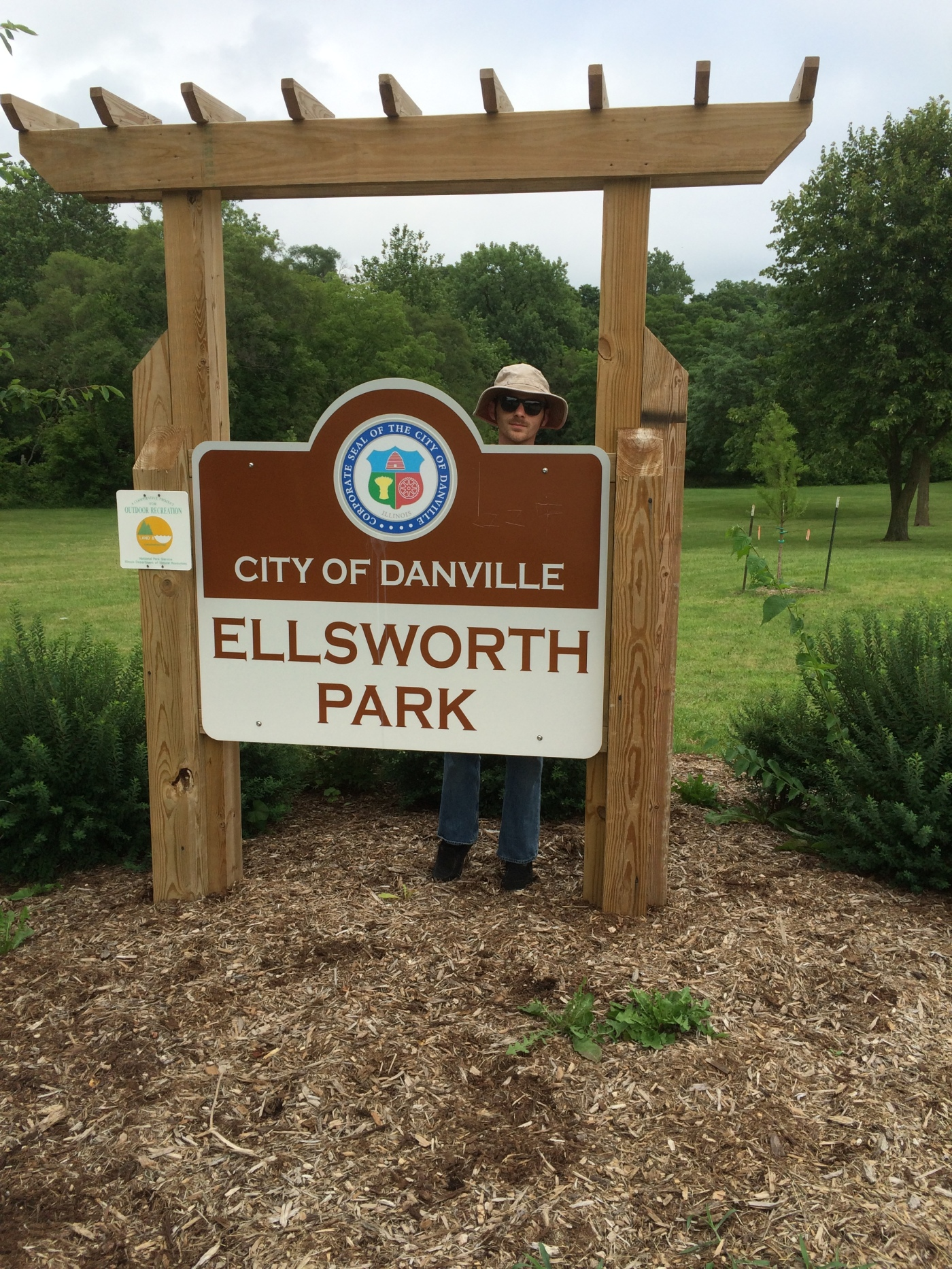 Ellsworth Park – Danville, IL – Get Out And Travel