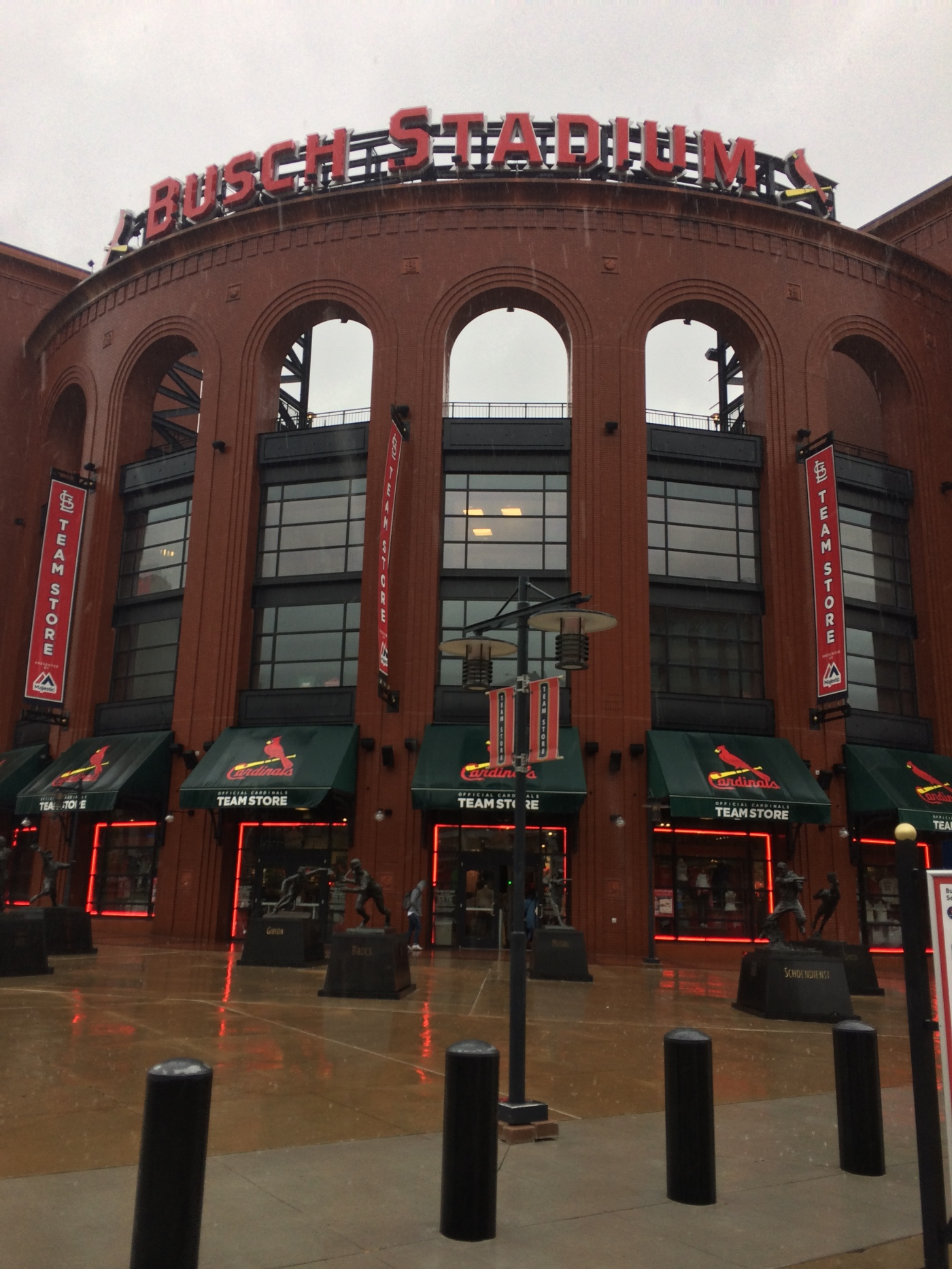 reputable site f9556 a53c6 Busch Stadium – St. Louis – Get Out And Travel